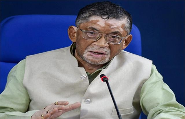 corona arrives in union minister gangwar s family 7 members infected with wife
