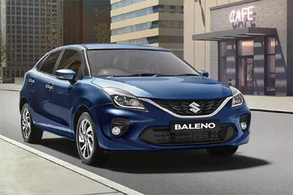 maruti suzuki baleno sets new record sold 8 lakh cars in just 5 years