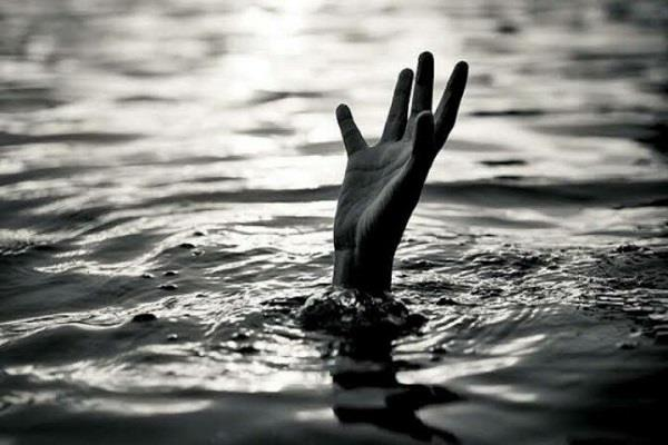 64 year old dies by drowning in flood water in saran