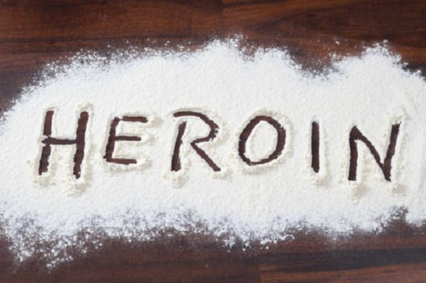 4 crore 5 lakh heroin seized at international border