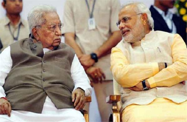 national news narendra modi keshubhai patel rss bjp