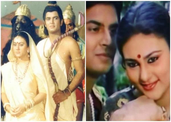 टीवी के लक्ष्मण संग हुई थी सीता की शादी, दिलचस्प है इसके पीछे का किस्सा