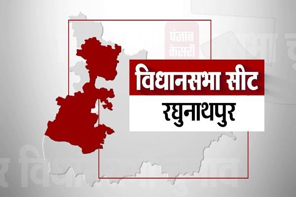 raghunathpur assembly seat results 2015 2010 2005 bihar election 2020