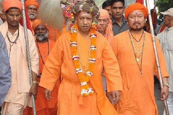 cm yogi to set up pithadishwar kalash in gorakhnath temple
