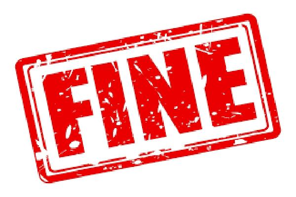 thousands fined 18 fair price shops for irregularities
