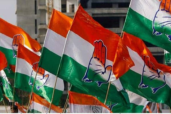 last four candidates of congress declared in mp