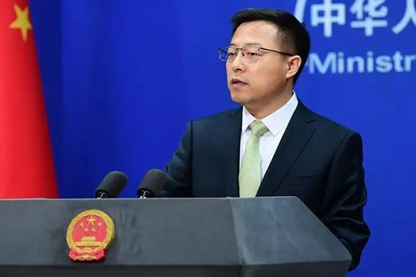 china will ban us defense companies supplying arms to taiwan