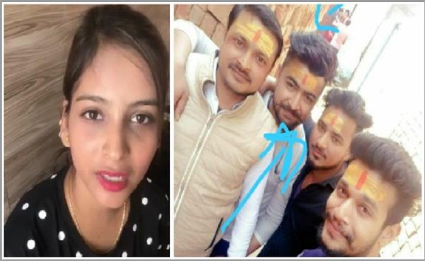 bareilly ruckus in police station over love jihad police lathi charge