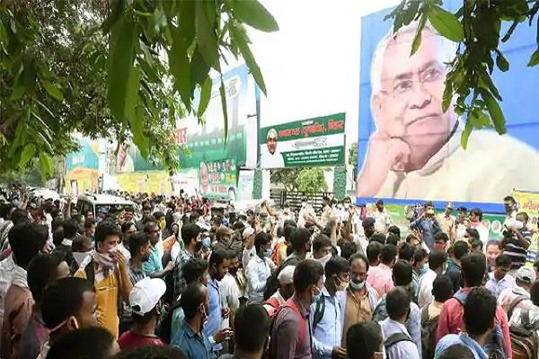 bihar election election campaign for the first phase came to an end