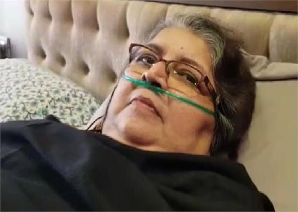 172 किलो वजन और कैंसर-डायबिटीज जैसी कईं बीमारियों से ग्रसित महिला ने दी कोरोना को मात