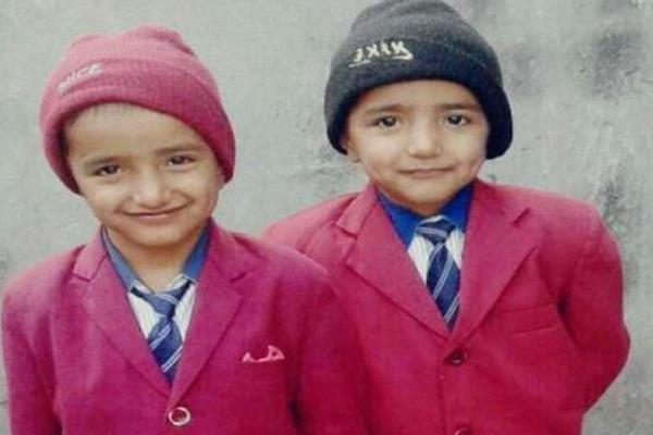 two brothers death drown in pond in jhajjar