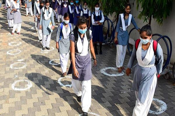 education ministry releases sop for opening of schools