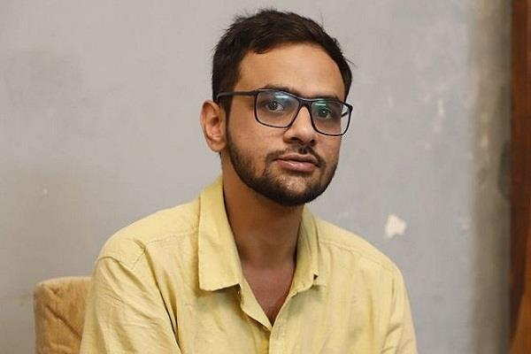 delhi police not allowed to talk to anyone omar khalid