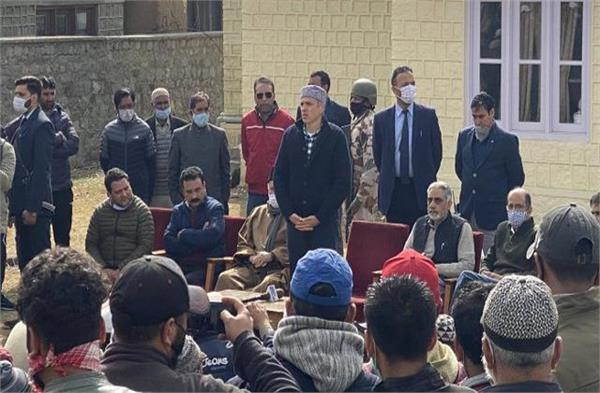 will fight politically legally to restore article 370 35a omar abdullah