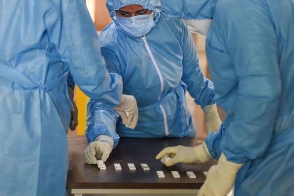 coronavirus 56 positive case 6 deaths