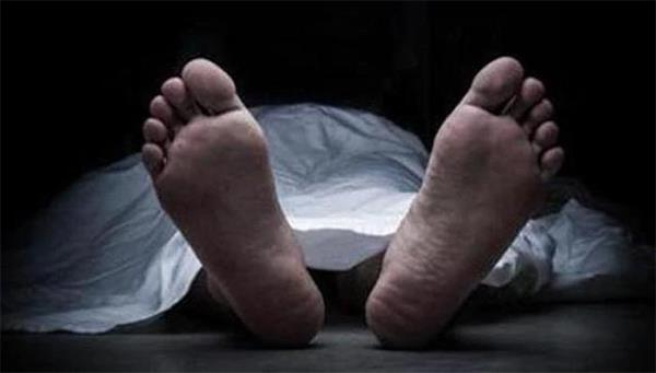 farrukhabad traumatic death of scooter rider in road accident