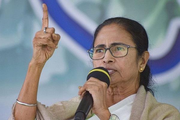 ban on dalit minorities and farmers under bjp rule mamata banerjee