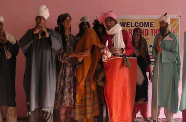 raditional cultural activities resumed in kashmir valley