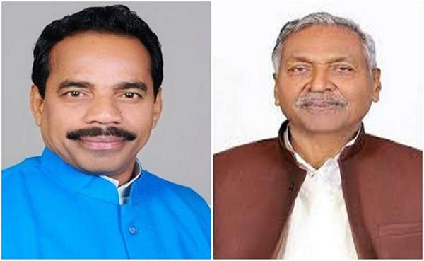 bihar governor fagu chauhan mourns the death of minister vinod singh