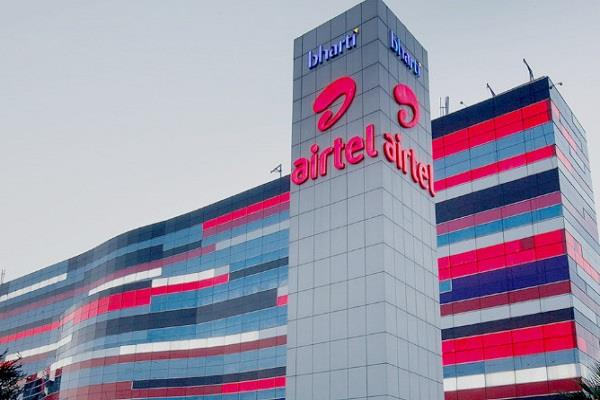quarterly results bharti airtel reported loss of rs 763 crore