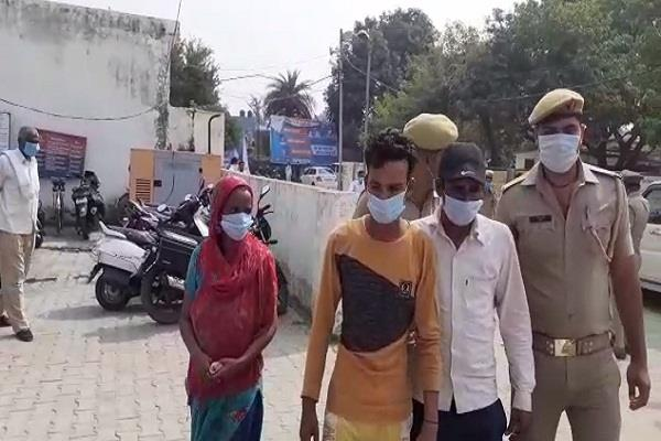 3 member of inter state human trafficking gang arrested
