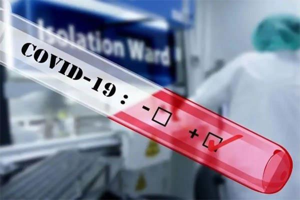 hamirpur rapid antigen test 6 people corona positive