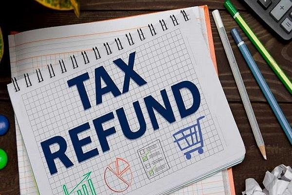 income tax department refund rs 1 26 lakh crore 39 14 lakh taxpayers
