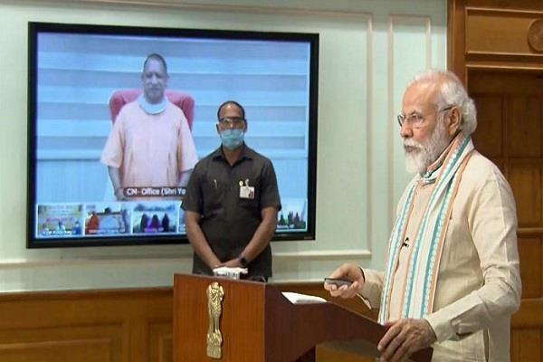 pm modi will give a big gift to the street shopkeepers of up on october 27