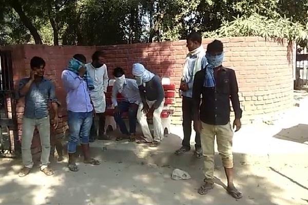 dead body of migrant laborer found in fields