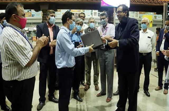 aai handed mangaluru airport to adani group for 50 years