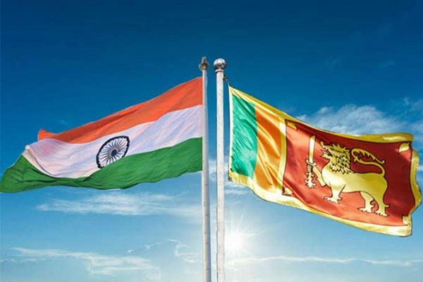 the navies of india and sri lanka will practice three days from tomorrow