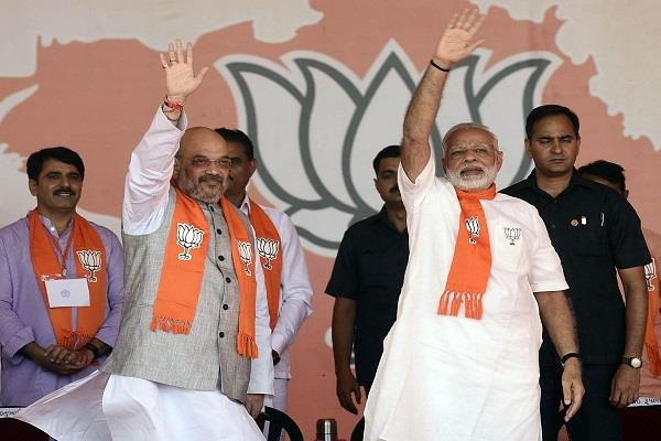 bjp s electoral arithmetic attempts to woo obcs dalits along with upper castes