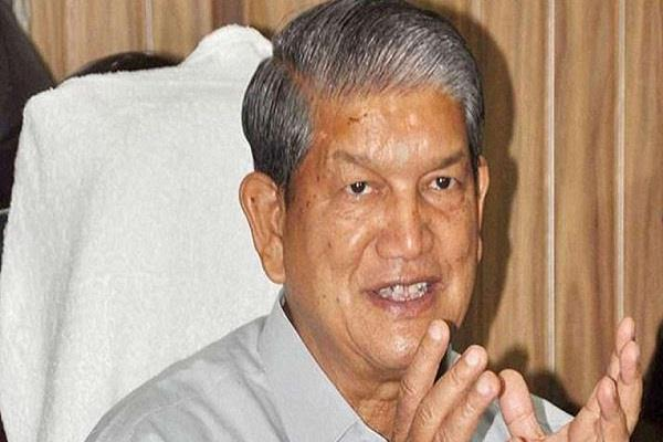 harish rawat talk about sidhu