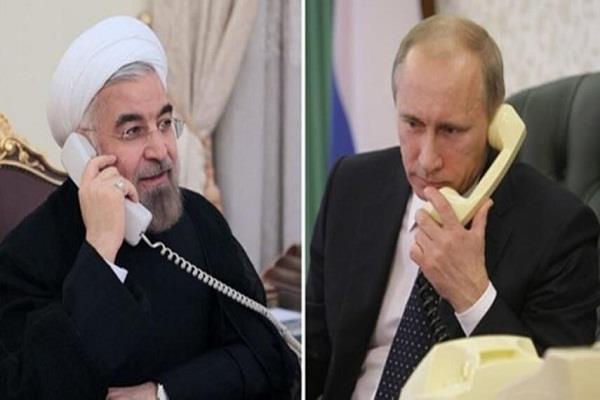 putin rouhani discuss nagorno karabakh ceasefire