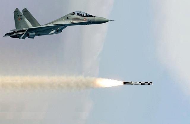 indian air force did second successful test of brahmos missile
