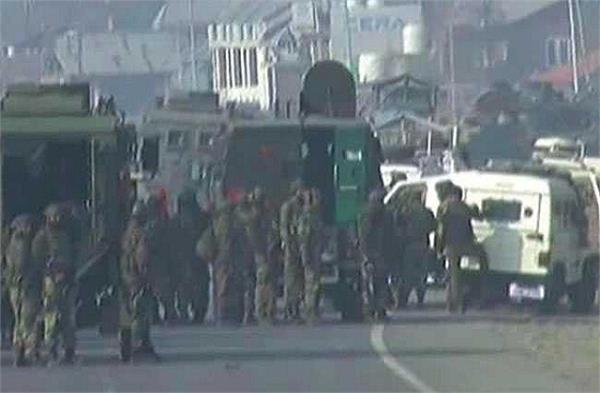 terrorist attack in qazigund in south kashmir death of three bjp leaders
