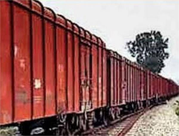 businessmen and industrialists upset due to non movement of trains