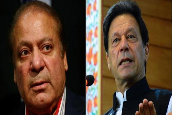 imran criticizes nawaz sharif on allegations of army interference in elections
