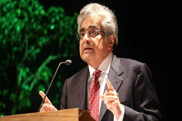 famous lawyer harish salve is going to marry second at the age of 65