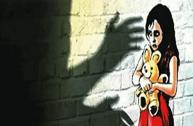 4 year old girl raped accused arrested