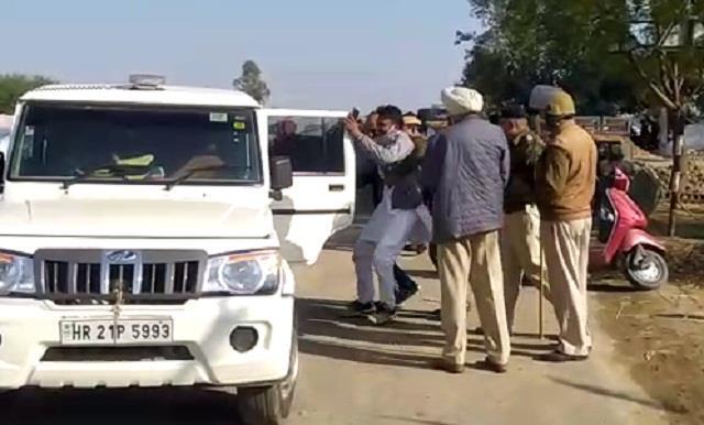manoj rathi arrested in hisar