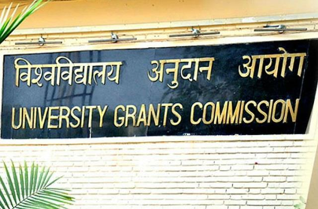 ugc releases guidelines to open universities and colleges