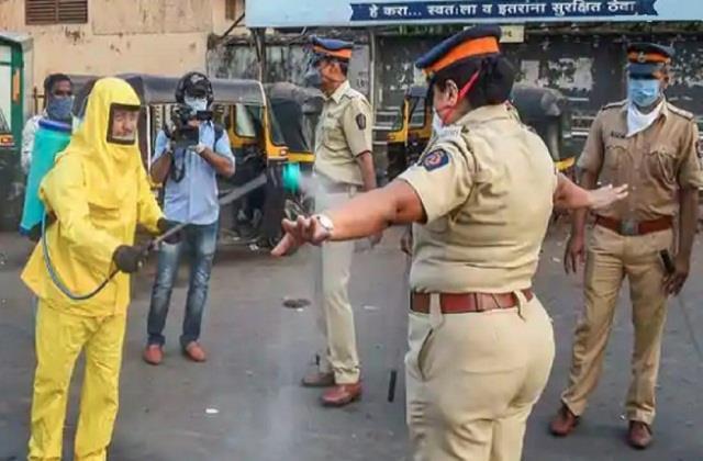 93 policemen killed so far in maharashtra police from covid 19
