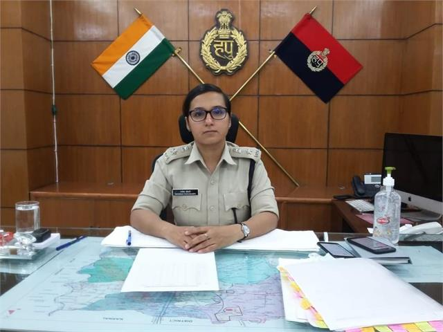 chaudhary will take over as the sp of traffic