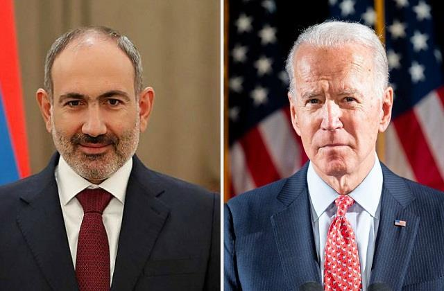 armenia s prime minister made this special appeal to biden
