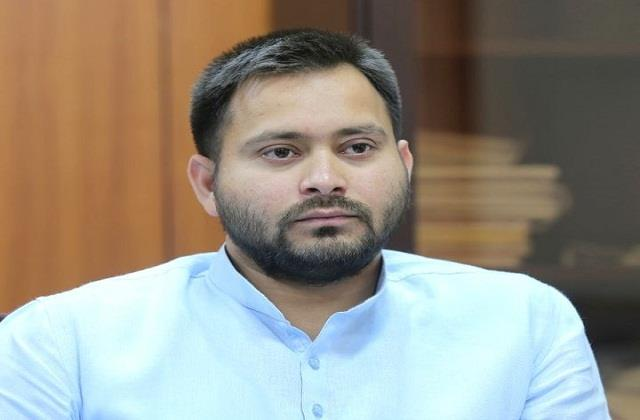 tejashwi yadav s remark about objection to bhishma pitamah