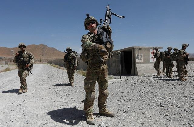 american troops remain in kabul