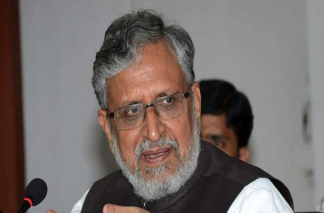 what will happen to sushil modi the face of bjp in bihar for two decades