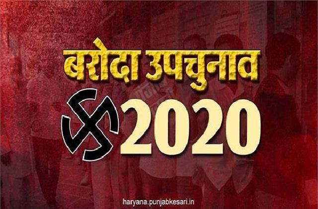 baroda by election bichhi chaudhar chessboard of development power