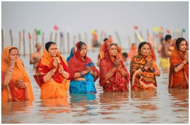 ban on chhath puja also in mumbai